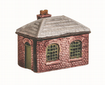 HN 636 Harburn Hamlets Administration Office brick-built